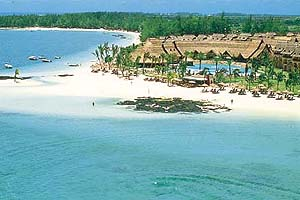 Luxury twin centre holidays Dubai - Dubai and Mauritius - Beau Rivage Mauritius
