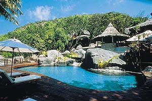 Luxury Twin Centre Holidays Dubai and Seychelles - Seychelles offers a wide choice of luxury hotels