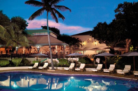 Twin Centre Holidays Caribbean. Relax at the Blue Waters resort Antigua
