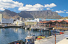 Kenya Twin Centre Holidays - Table Mountain Cape Town South Africa.