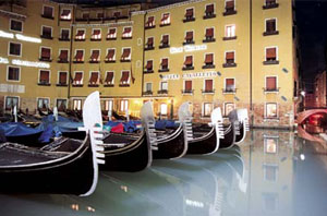 Relax on a gondola ride through Venice as part of your twin centre holiday Europe