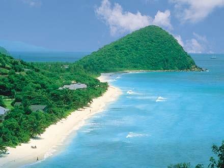 Twin Centre Holidays Caribbean. Long bay beach resort British Virgin Islands.
